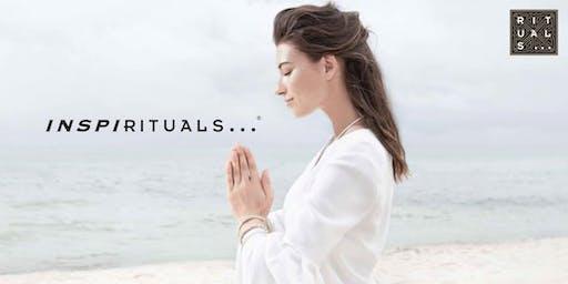 InspiRituals presents  a Sound Bath Meditation with Glendy Yeung
