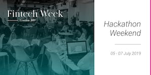 London Fintech Week 2019 Hackathon