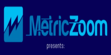 Happy Hour sponsored by Metric Zoom tickets