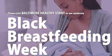 Baltimore Healthy Start's Black Breastfeeding Week Celebration tickets