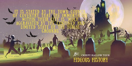 History Haunted Horror Tour tickets