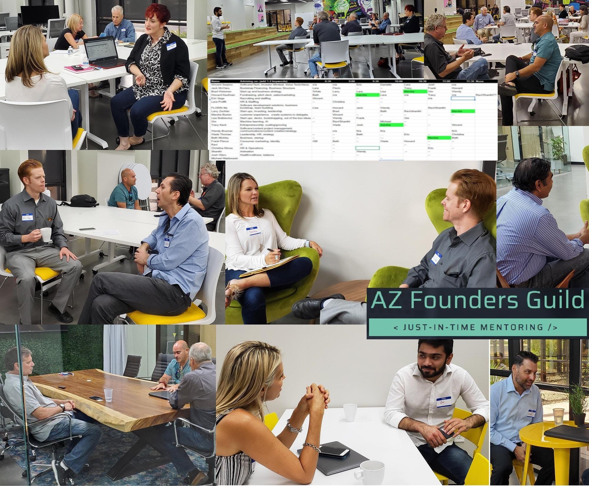 AZ Founders Guild - July Event