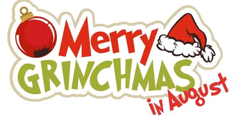 Grinchmas in August @ Main Event Newark tickets