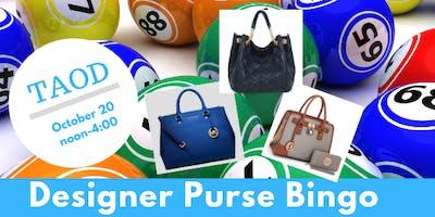 TAOD Designer Purse BINGO