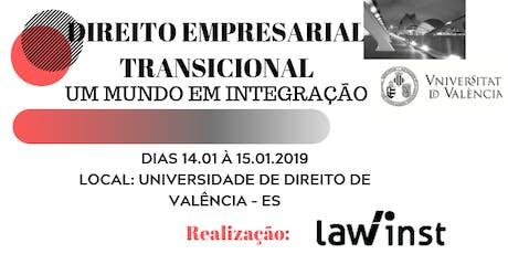 Direito Empresarial Transicional entradas