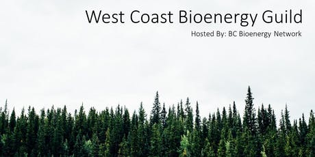 West Coast Bioenergy Guild - August 14th tickets