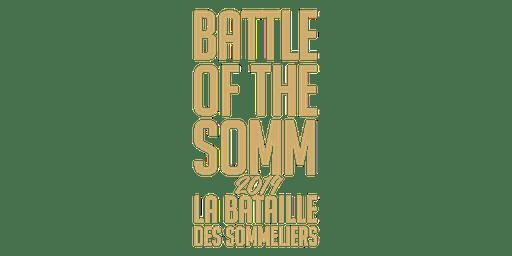8e de finale - Lucille's Oyster Dive - Battle of the Somm 2019