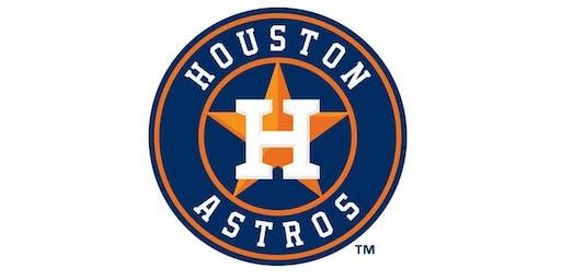 CaraFan Bus to the Texas Rangers @ Houston Astros game (Brenham Departures)