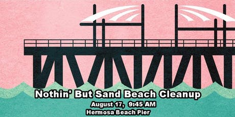 NDCLA Nothin' But Sand Beach Cleanup tickets
