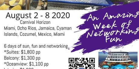 REAL SISTER RISING NETWORKING CRUISE tickets