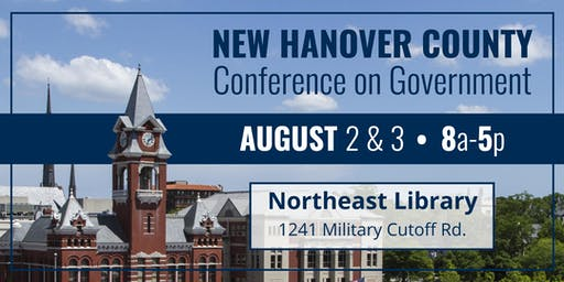 New Hanover County Conference on Government