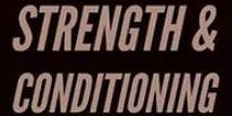 Strength And Conditioning Camp