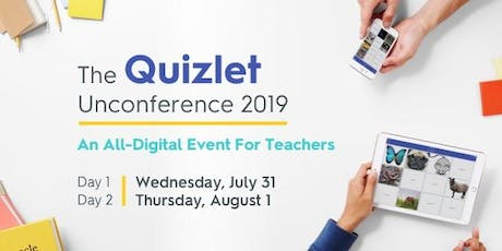 Quizlet Unconference 2019 tickets