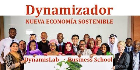 Preinscripción · 12a edición del programa de formación de dynamizador de la nueva economía sostenible entradas
