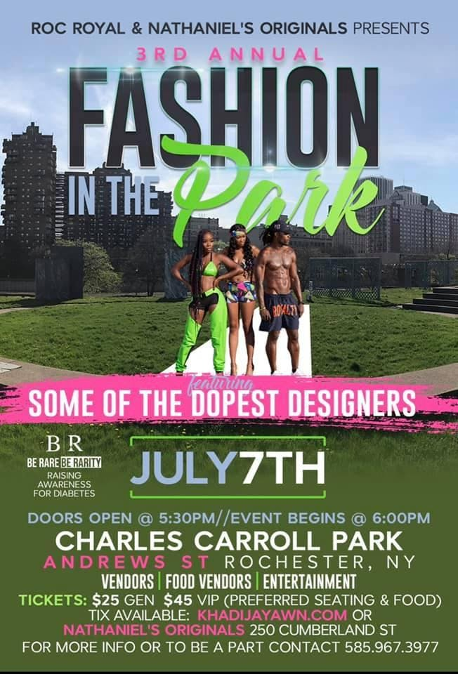 FASHION IN THE PARK 3RD ANNUAL  Image