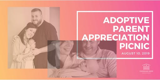 Adoptive Parents Appreciation Picnic