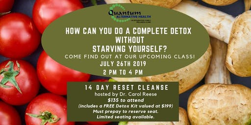 14 Day Reset Cleanse