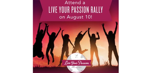 Live Your Passion Rally - Young Living