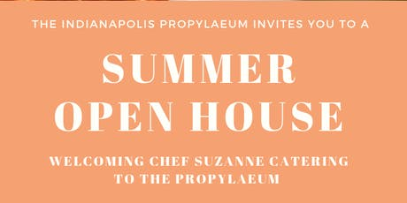 Summer Open House at the Propylaeum tickets