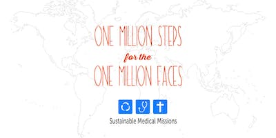One Million Steps for the One Million Faces