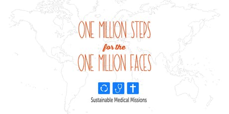 One Million Steps for the One Million Faces tickets