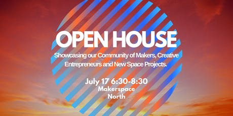 Makerspace North (Mini) Open House  tickets