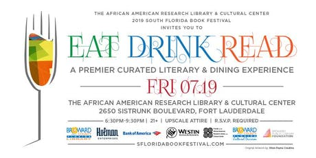 Eat Drink Read: A Premier Curated Literary & Dining Experience tickets