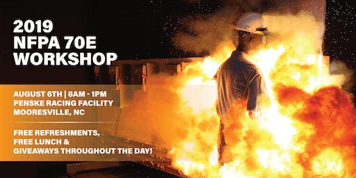 2 NFPA 70E Workshop - Mooresville, NC