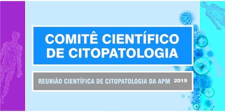 Reunião Científica de Citopatologia ingressos