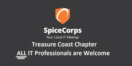 """SpiceCorps"" IT Pro Networking Meetup"
