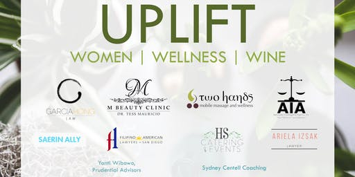 Uplift: Women | Wellness | Wine
