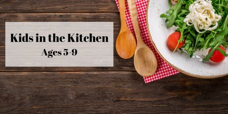Kids in the Kitchen: Superhero Themed! tickets