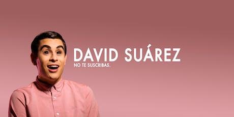 David Suarez | Tanta tolerancia me está ofendiendo entradas