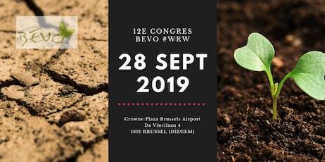 Congres 2019 'Aarde(n)' - BeVo - #WRW tickets