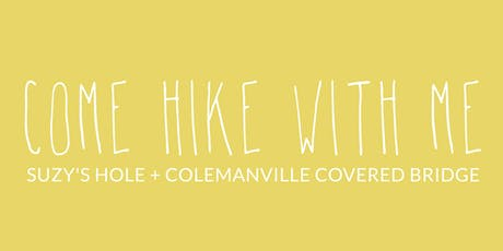 Lancaster Transplant Hike | Suzy's Hole and the Colemanville Covered Bridge tickets