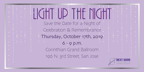 Light Up the Night 2019! tickets