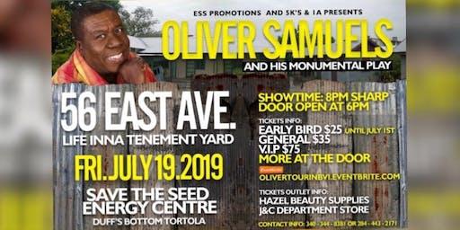Oliver Samuels in 56 EAST AVENUE (B.V.I)