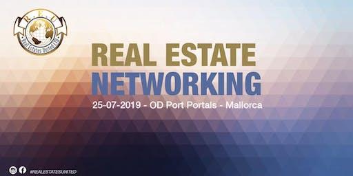 Real Estates United Networking 25 de Julio