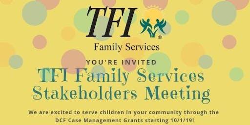 TFI Stakeholder Meeting - Ft. Scott, KS