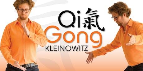 Qigong Einführung - Vortrag mit Praxis, August 2019 Tickets