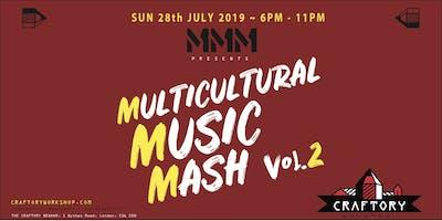 Multicultural Music Mash Vol. 2