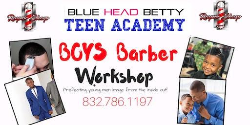 Boys Barber Workshop