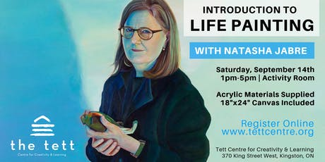 Introduction to Life Painting  tickets