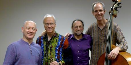 Lewis Porter - Phil Scarff Quartet: Indian Ragas and Jazz tickets