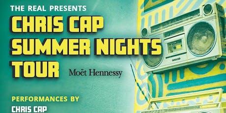 Chris Cap Summer Nights Tour tickets