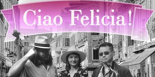Tango at Maryhill with Ciao Felicia!