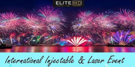 International Injectable & Laser Event tickets