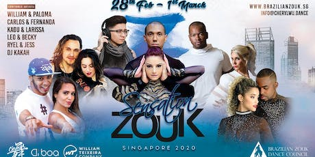 Zouk Sensation 2020 tickets