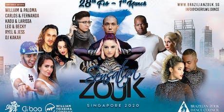 Zouk Sensation 2020 tickets