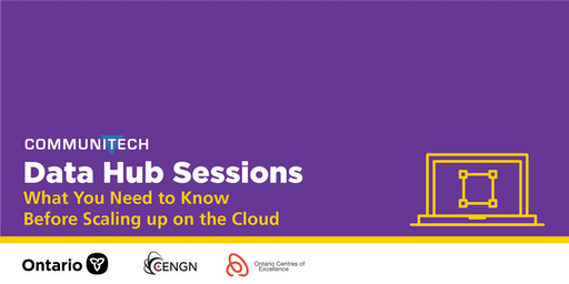 Data Hub Sessions: What You Need To Know Before Scaling  Up on the Cloud